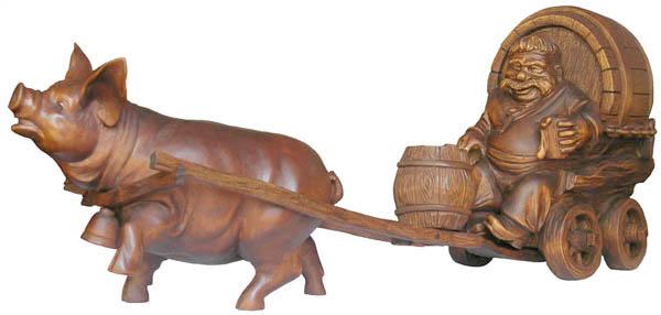 Бизнес сувенир Пиво. Резьба по дереву. Сувенирная продукция. Оригинальный подарок в традициях народных промыслов Украины. Бизнес сувенир. (46,6 КБ)