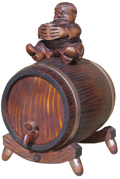 Шкатулка Казак на бочке, Резьба по дереву. Бизнес сувенир. Оригинальный  подарок в традициях народных промыслов Украины. Сувенирная продукция. (89,7 КБ)
